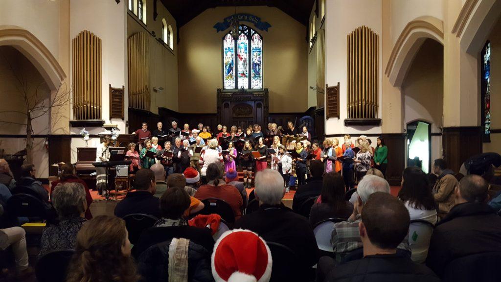Christmas Concert, December 3rd